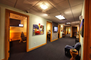 West Boca Eye Center Hallway 5